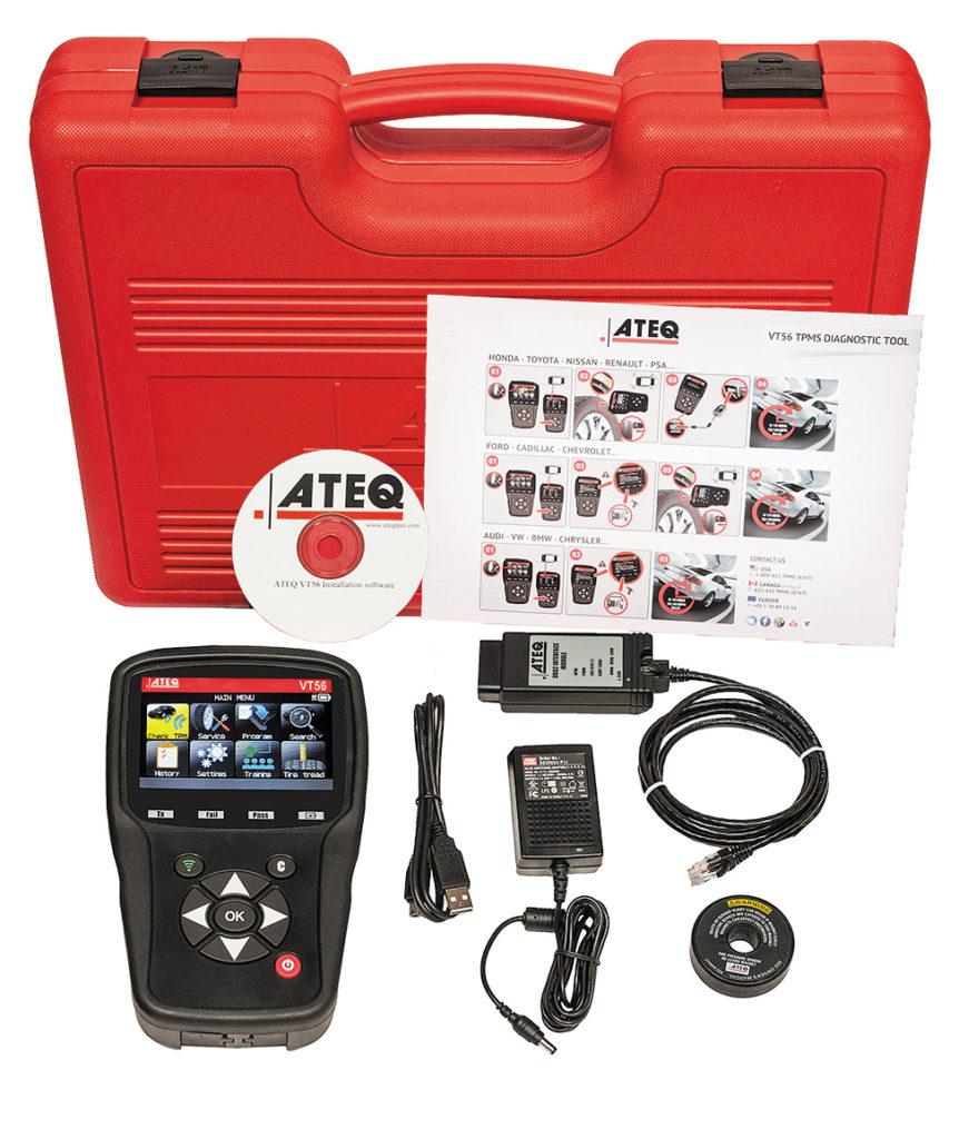 ATEQ VT56 TPMS Diagnostic Tool & Reset Tool
